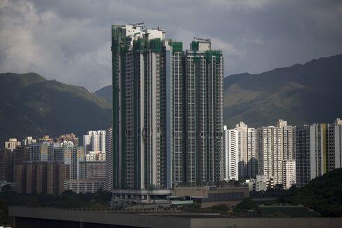 HSBC Boosts Mortgage Rates as Hong Kong Cools Property Market