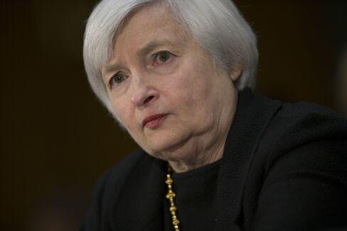 Fed Vice Chairman Janet Yellen