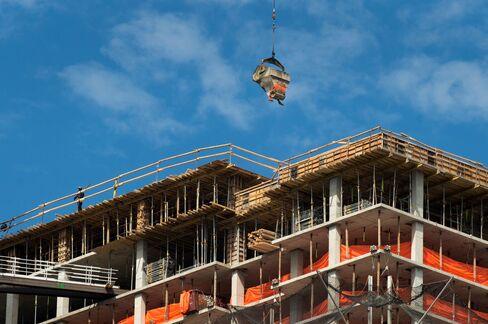 Condominium Under Construction