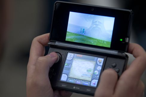 Nintendo Pares Gains After Ruling Out Push Into IPhone Games