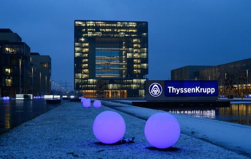 ThyssenKrupp AG Headquarters
