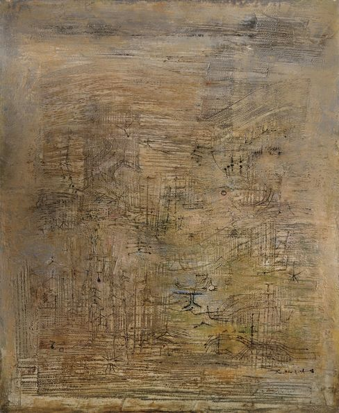 Kiefer, Cai Lead $4.5 Million Sotheby's Hong Kong Auction