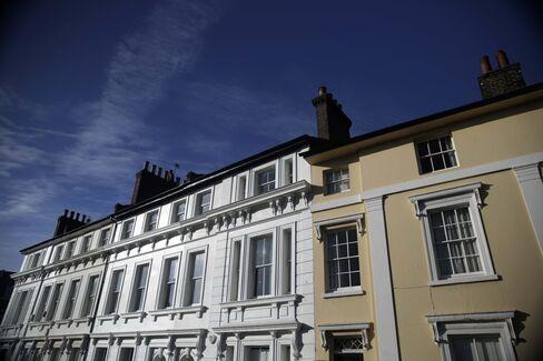 Residential properties in London