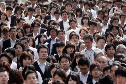 Japan Jobless Rate Falling May Fail to End Recovery Concerns
