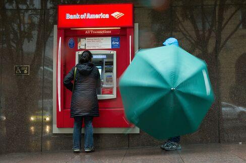 BofA Beating JPMorgan After French Lenders Retreat