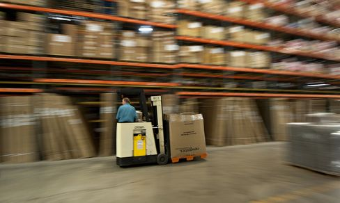 Wholesale Prices in U.S. Dropped 1% in May