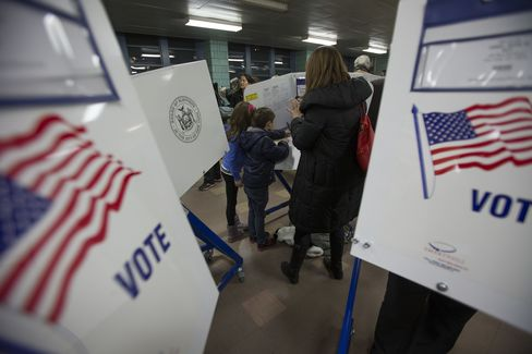 Divided America Revealed in Exit Polling of Presidential Race