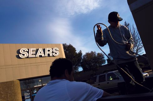 Lampert Says He Has Sears Strategy as Analysts Doubt It