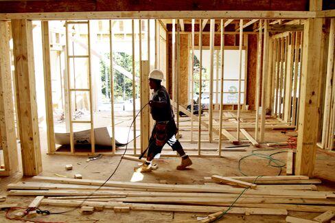 U.S. Homebuilder Confidence Index Increased to 16