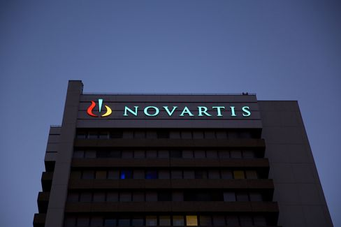 Novartis Raises Full-Year Forecasts on Lack of Diovan Rival