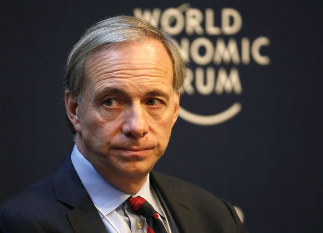 Ray Dalio, head of the world's biggest hedge fund, has some ideas about mistakes.