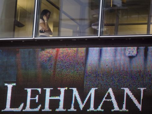 Lehman Lives in CLOs Generating 50% Returns Amid Loans Rally