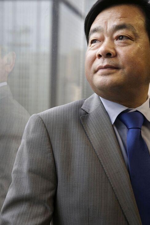 Honghua Group Ltd. Chairman Zhang Mi
