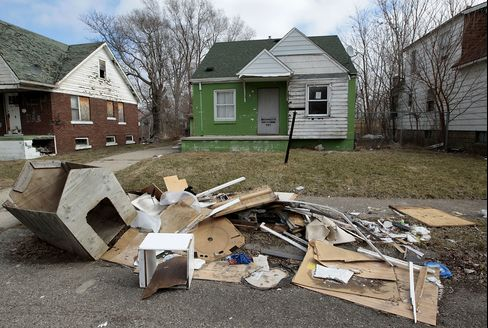 Only Wall Street Wins in Detroit Crisis Reaping $474 Million Fee