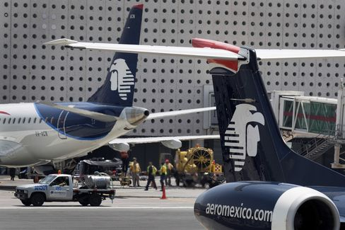 Grupo Aeromexico Airplanes