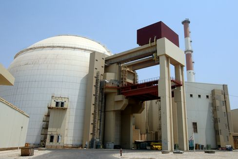 The Bushehr Nuclear Power Plant