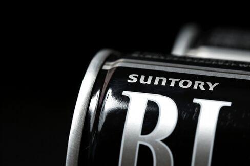 Suntory's $3.9 Billion IPO Priced Near Low End on Market Swings