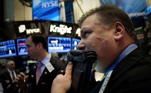 U.S. Stocks Erase Drop