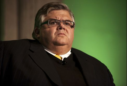 Mexico's Central Bank Governor Agustin Carstens