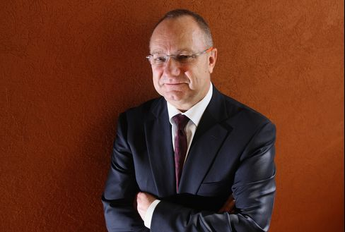 Anglo American Plc CEO Mark Cutifani