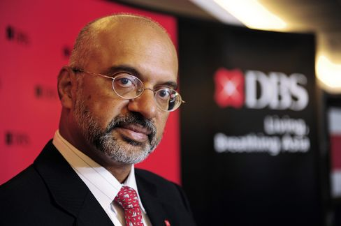 DBS Profit Climbs 38% as Trading Income Triples