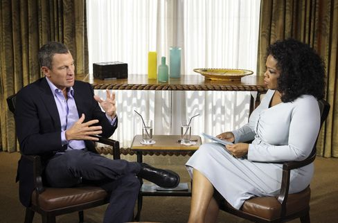 Oprah's Armstrong Confession Threatens Returning Champ 'Idol'