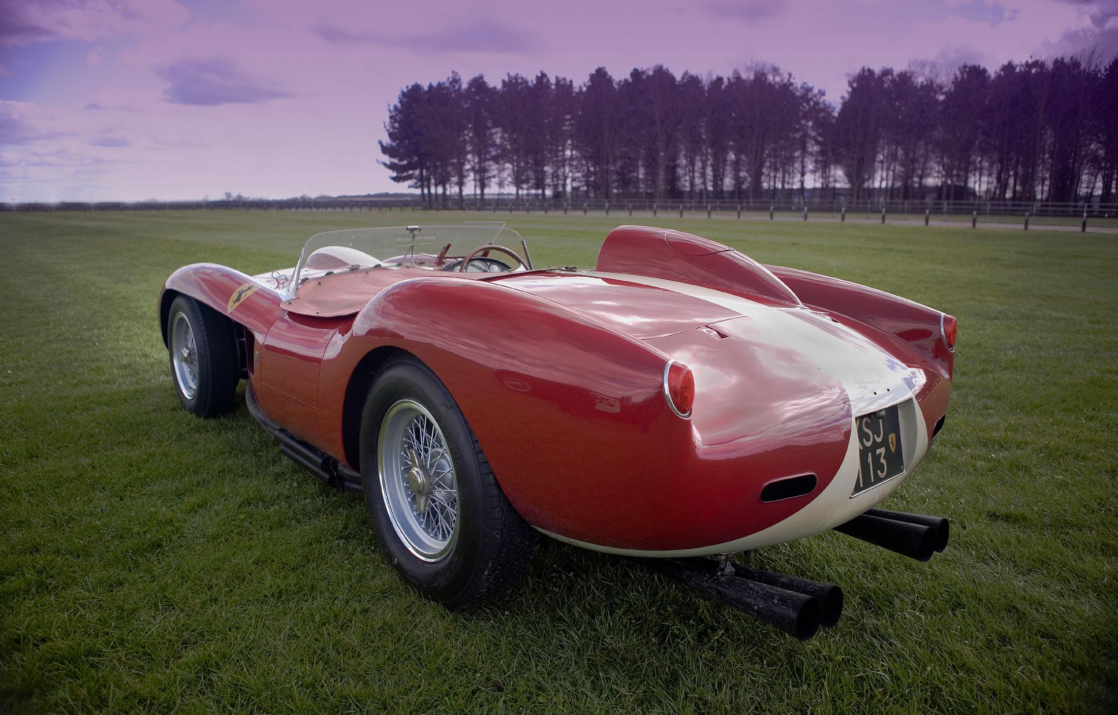 1960s Ferrari 250 TR