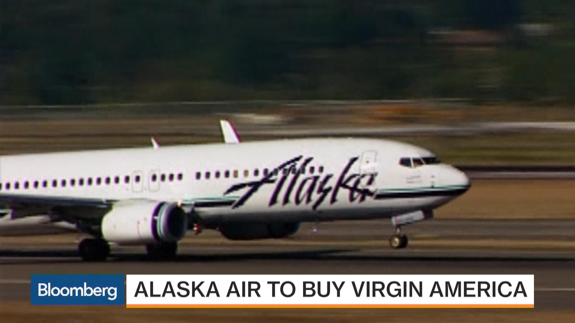 Alaska Beats Out JetBlue for Virgin America - Bloomberg