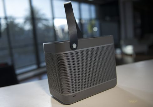 No Wires for Apple-Friendly Speaker