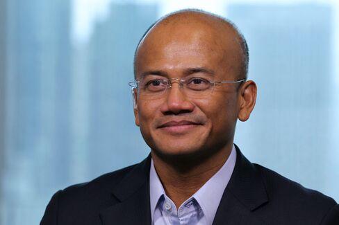 AirAsia X Bhd. CEO Azran Osman-Rani