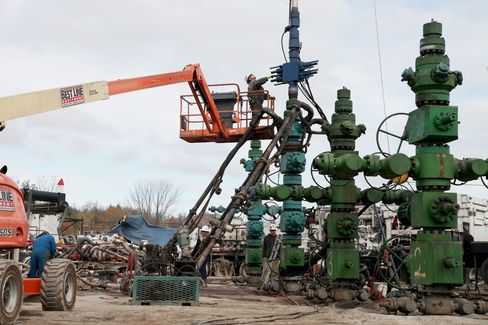 Super Fracking Goes Deeper to Pump Up Natural Gas Production