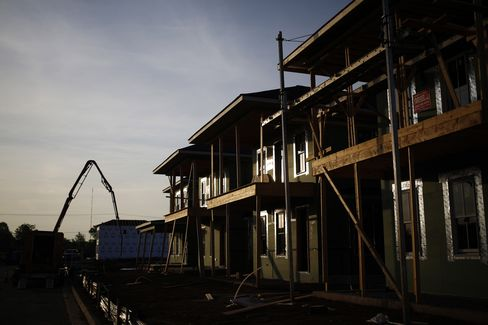 Housing Recovery Faltering as U.S. Sales Forecast to Drop