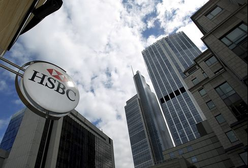 HSBC Said to Pay at Least $1.9 Billion in Money Laundering Pact