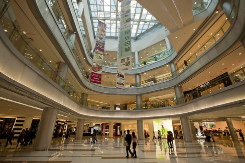 A CapitaMalls Shopping Center