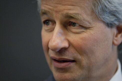 JPMorgan Chase CEO Jamie Dimon