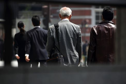 World's Oldest Population