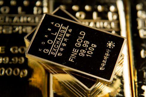 Korea Joins Russia, Kazakhstan in Boosting Gold Holdings