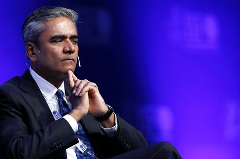 Deutsche Bank AG Co-CEO Anshu Jain