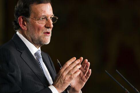 Prime Minister Mariano Rajoy