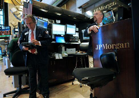 JPMorgan Joins BofA Posting Perfect Trading Record for Quarter