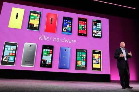 Acer Says Microsoft Could Catch Up to Google, Apple in Mobile