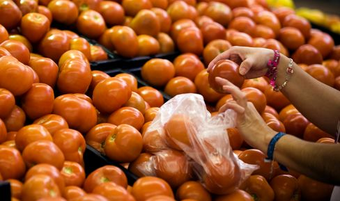 U.S. Reaches Deal With Mexican Growers on Tomato Imports