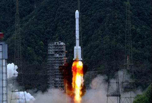 Pentagon Using Chinese Satellite for Africa as Lawmaker Objects