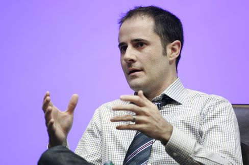 Twitter Inc's co-founder and former ceo Evan Williams
