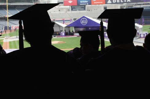Business Fervor of U.S. Students Survives Wall Street Crisis