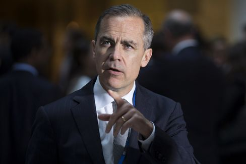 Carney Gets Chance to Unpick King Legacy in Economics Management