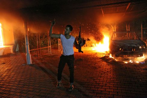 Benghazi Video Documents Sudden Armed Attack, U.S. Lawmakers Say