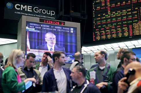 U.S. Stock Futures Slide as Europe Cuts Greece Aid