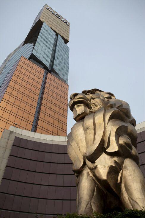 MGM China Advances in Hong Kong Debut After $1.5 Billion IPO