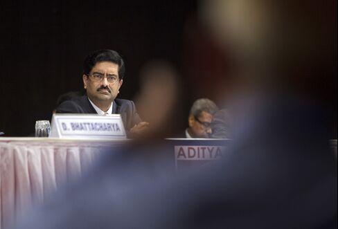 Billionaire Kumar Mangalam Birla